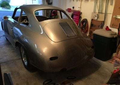 1959 356A Sunroof Coupe