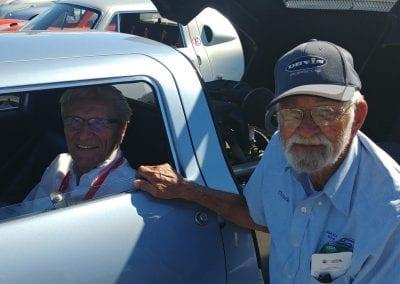 Tony Mazzagatti and Legendary Chuck Beck