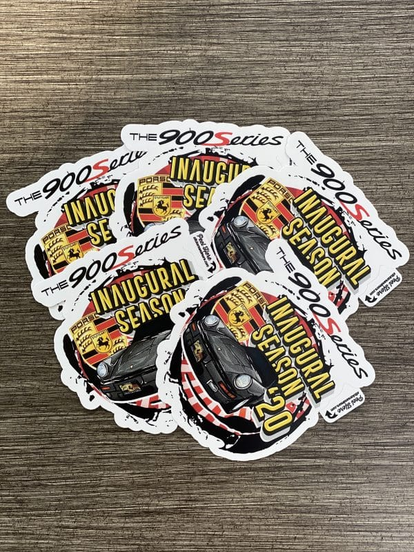 The900Series Stickers
