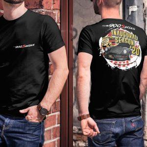 Inaugural 900 series shirt